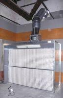 Tecnodry 3 Kabina lakierniczna